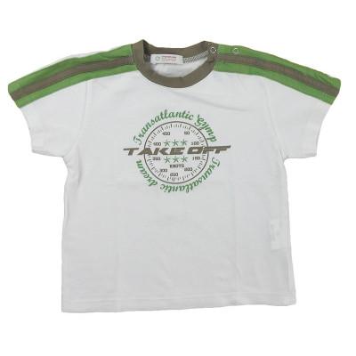 T-Shirt - GYMP - 12 mois (80)