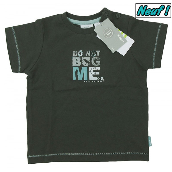 T-Shirt neuf - MEXX - 9-12 mois (74)