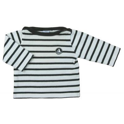T-Shirt - PETIT BATEAU - 6 mois (67)