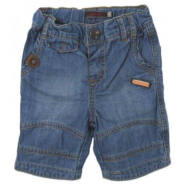 Boys' Clothing (newborn-5t) Short Catimini 18 Mois Bottoms