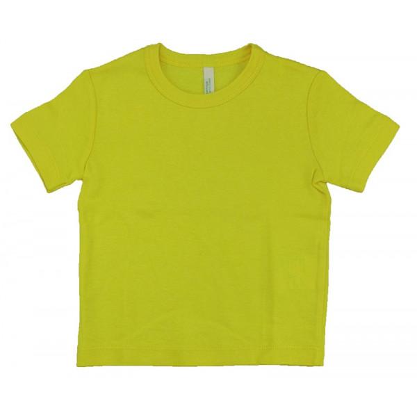 T-Shirt - BENETTON - 9-12 mois