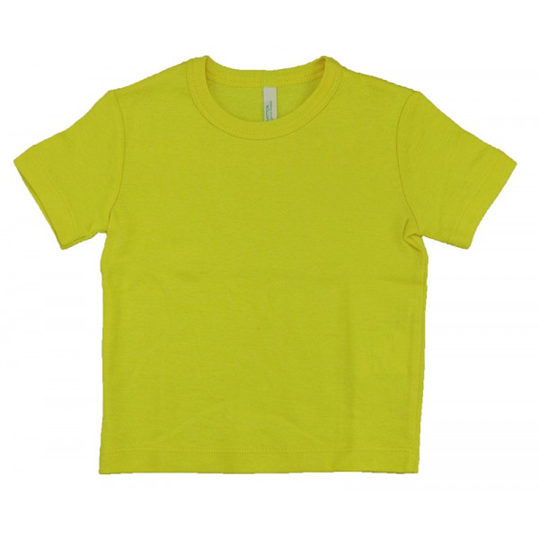 T-Shirt - BENETTON - 9-12 mois