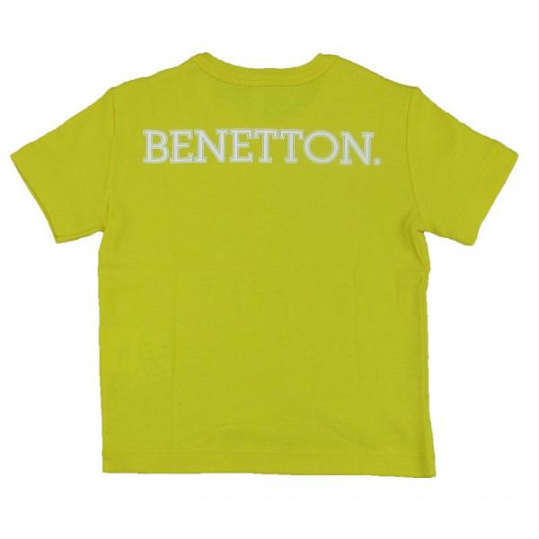 T-Shirt - BENETTON - 9-12 mois (74)