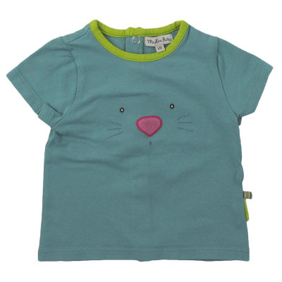 T-Shirt - MOULIN ROTY - 6 mois