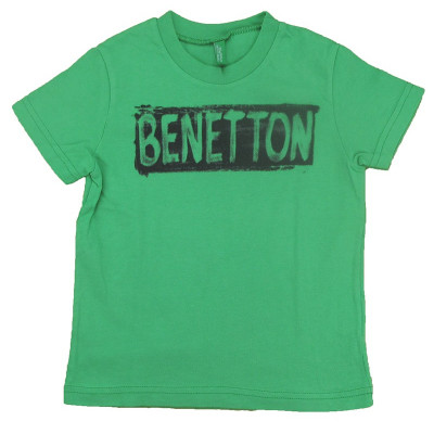 T-Shirt - BENETTON - 2 ans