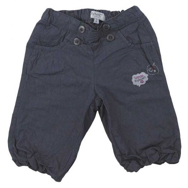 Pantalon - ALPHABET - 3 mois