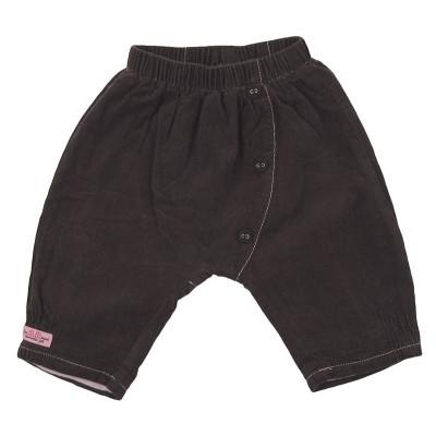 Pantalon doublé - ABSORBA - 3 mois (60)