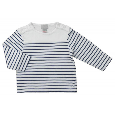 T-Shirt - CYRILLUS - 12 mois (74)