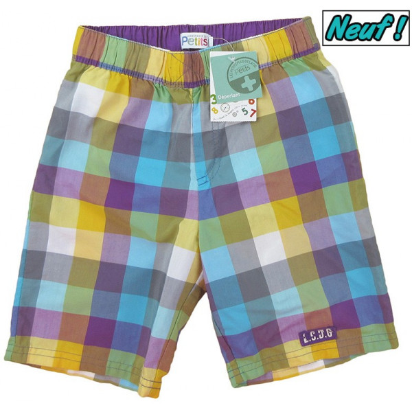 Short maillot neuf - COMPAGNIE DES PETITS - 5 ans