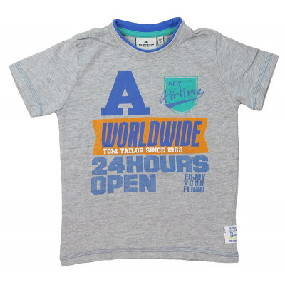 T-Shirt - TOM TAILOR - 4-5 ans (104-110)