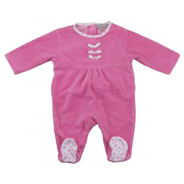 Pyjama - GRAIN DE BLÉ - 1 mois