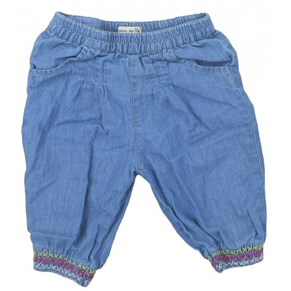 Jeans - GRAIN DE BLÉ - 12 mois (74)