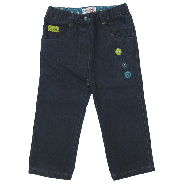 Jeans - COMPAGNIE DES PETITS - 18 mois