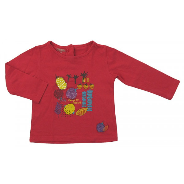 T-Shirt - COMPAGNIE DES PETITS - 18 mois