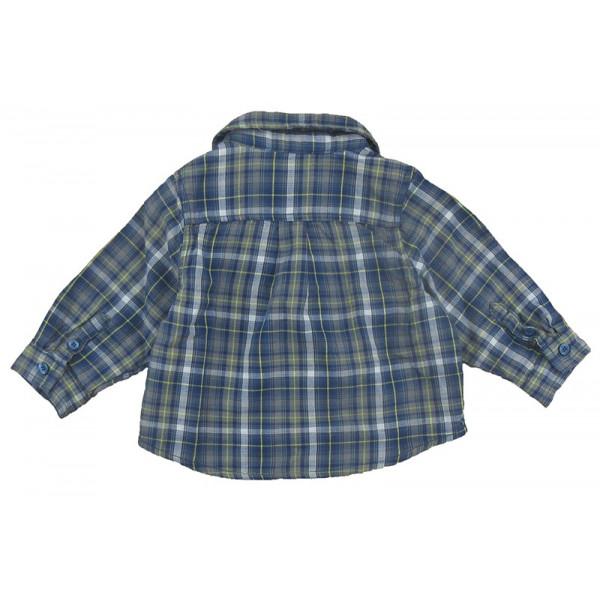 Overhemd - OBAÏBI - 6 maanden (67)