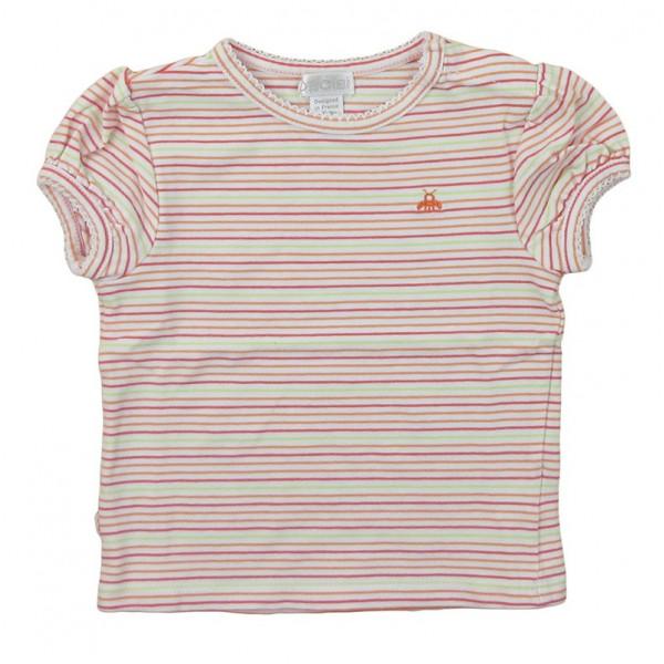 T-Shirt - OBAÏBI - 6 mois (67)