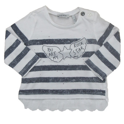 T-Shirt - IKKS - 3 mois