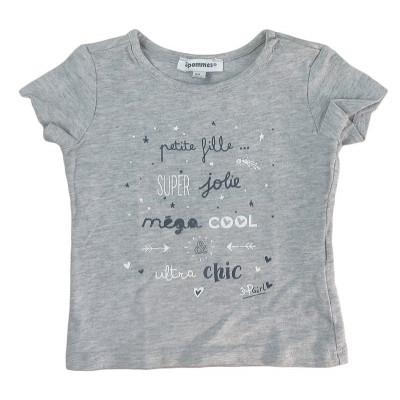 T-Shirt - 3 POMMES - 9 mois (71)