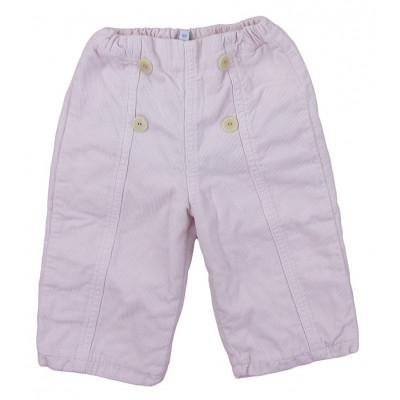 Pantalon doublé - DONALDSON - 6 mois (68)