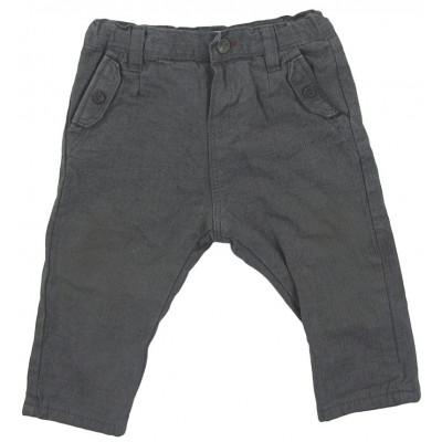 Pantalon doublé - OBAÏBI - 9 mois (71)