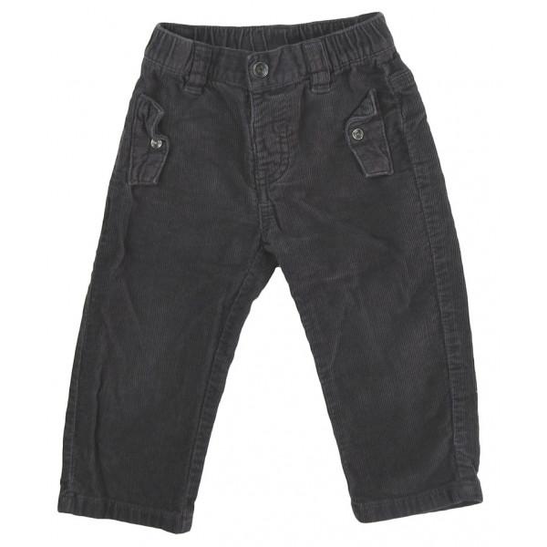 Pantalon - GRAIN DE BLÉ - 18 mois (81)