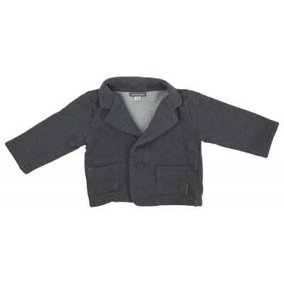 Sweat blazer - VERTBAUDET - 18 mois (81)