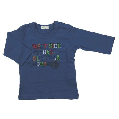 T-Shirt - BENETTON - 1-3 mois (56)