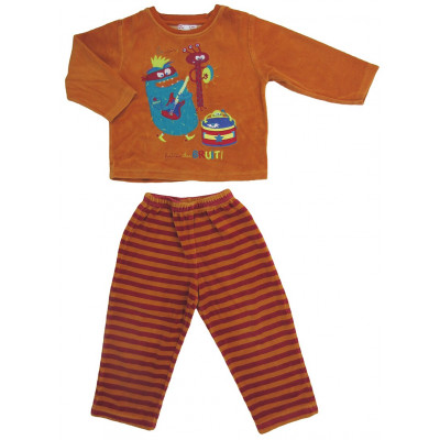 Pyjama - DPAM - 2 ans (86)
