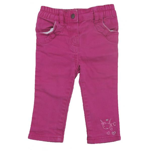 Pantalon - ORCHESTRA - 12 mois