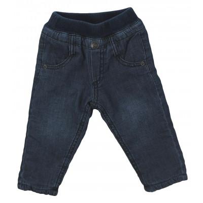 Jeans doublé - 3 POMMES - 3-6 mois (68)