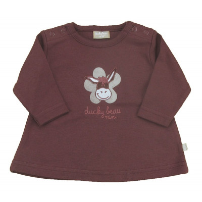 T-Shirt - DUCKY BEAU - 0-1 mois (50-56)