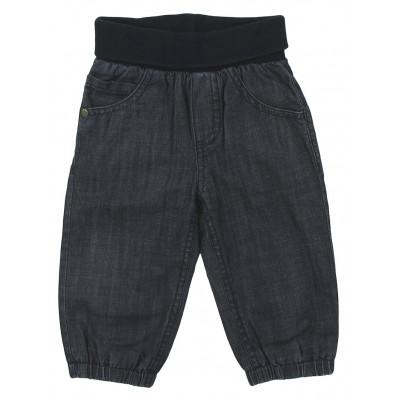 Jeans doublé - GRAIN DE BLÉ - 12 mois (74)