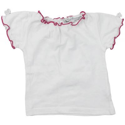 T-Shirt - BUISSONNIERE - 3-6 mois