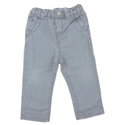 Jeans doublé - OBAÏBI - 18 mois (81)