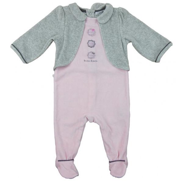 Pyjama - OBAÏBI - 9 mois (71)