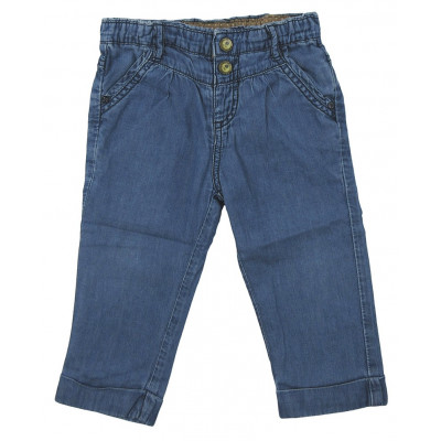 Jeans doublé - SERGENT MAJOR - 12 mois (74)