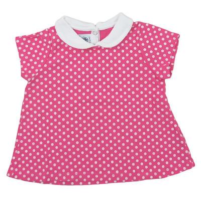 T-Shirt - PETIT BATEAU - 2 ans (86)
