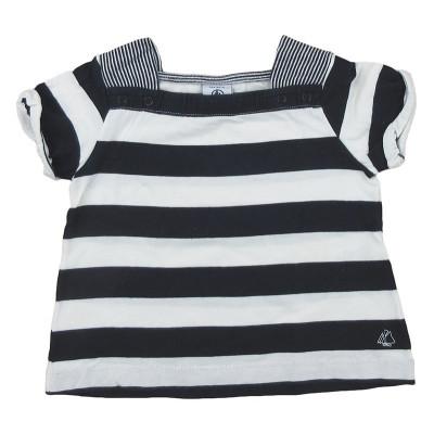 T-Shirt - PETIT BATEAU - 18 mois (81)