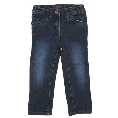 Jeans doublé - NAF NAF - 2 ans