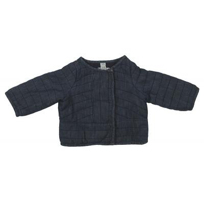 Veste en jeans - GAP - 3-6 mois (60)