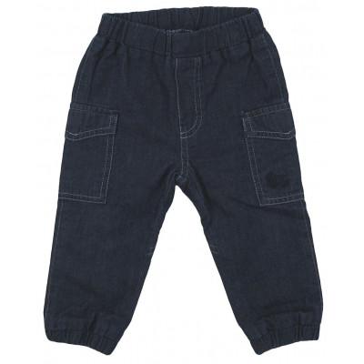 Jeans doublé - GYMP - 9 mois (74)