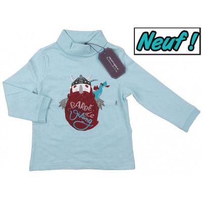 Sous-pull neuf - SERGENT MAJOR - 2 ans (92)