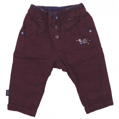 Pantalon doublé - SERGENT MAJOR - 9 mois (71)