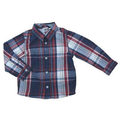Chemise - NAME IT - 9-12 mois (80)