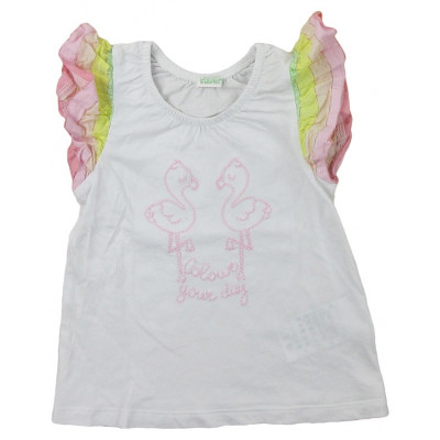 T-Shirt - BENETTON - 6-9 mois (68)