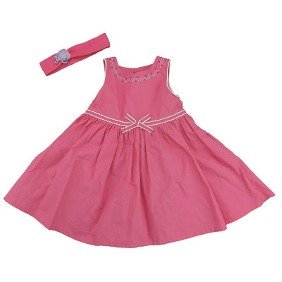 Robe + Bandeau - SERGENT MAJOR - 12 mois (74)