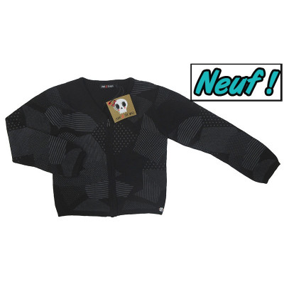 Gilet neuf - Sorry 4 The Mess - 4 ans (102)