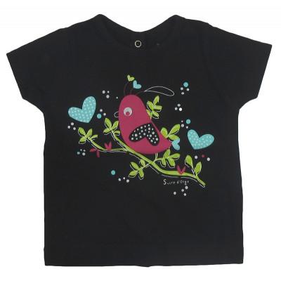 T-Shirt - SUCRE D'ORGE - 3 mois (60)