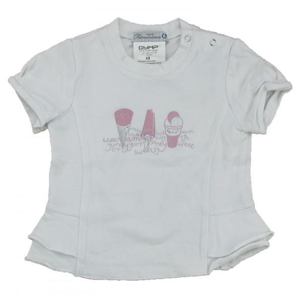 T-Shirt - GYMP - 6 mois