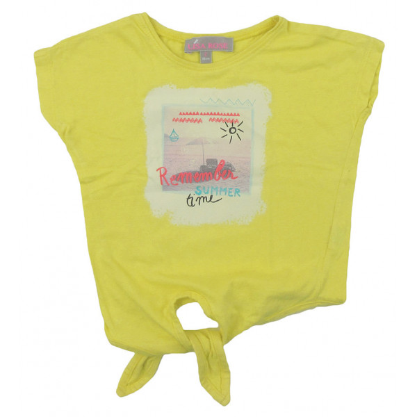T-Shirt - LISA ROSE - 2 ans (86)